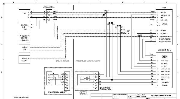 wiring harness drawing standards